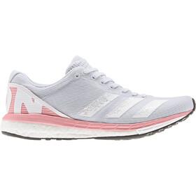 adidas Adizero Boston 8 Zapatillas Mujer, dash grey/footwear white/glory pink